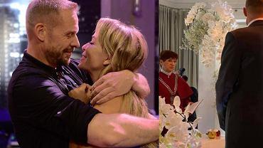 Joanna Przetakiewicz i Rinke Rooyens wzięli sekretny ślub. Zdradził to jeden z gości. Wyciekło zdjęcie z uroczystości
