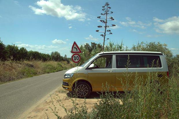 Volkswagen California to dziś symbol wolności na czterech kołach.