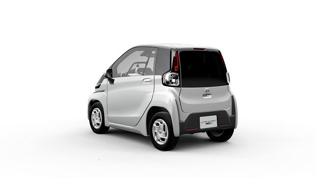 Toyota BEV - ultrakompaktowy samochód elektryczny, Tokio 2019