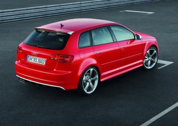 Audi RS3 Sportback (fot. Audi)
