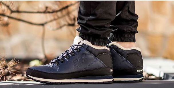 Ocieplane sneakersy na zimę