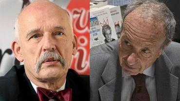 Janusz Korwin-Mikke, Daniel Passent