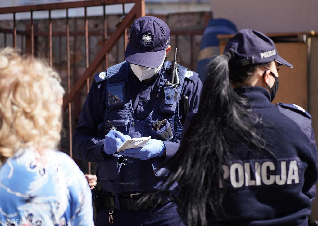 Policja w Częstochowie