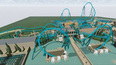 W 2020 w Energylandii powstanie nowy rollercoaster