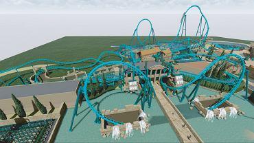 W 2020 w Energylandii powstanie nowy rollercoaster