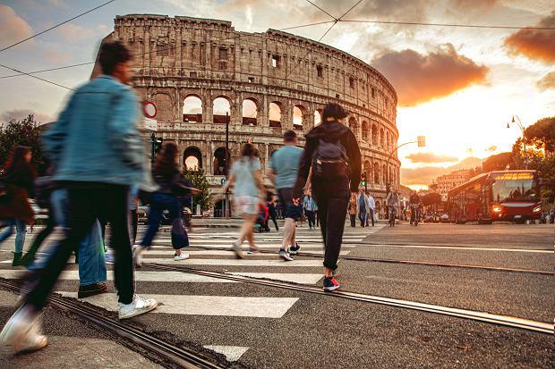 Historia randek Rzymu