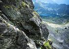 Wspinaczka na Orlej Perci