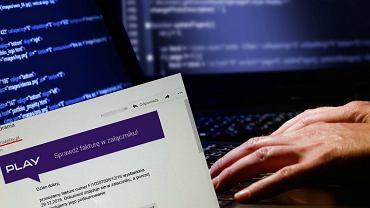 Fałszywe faktury - atak na klientów sieci Play
