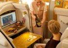 Linie lotnicze prześcigają się w luksusowych ofertach. Prysznic na wysokości 12 km za 100 tys. zł.? Nie ma problemu. Oto najdroższe bilety lotnicze na świecie