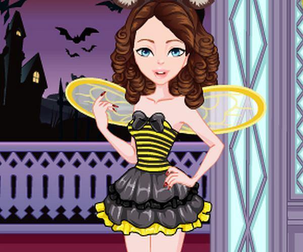 Ubieranka: Halloweenowe szaleństwo!
