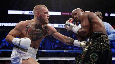 Conor McGregor vs Floyd Mayweather, 26 sierpnia 2017 , Las Vegas