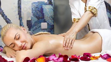 Masaż balijski jest połączeniem mi.n refleksoterapii, aromaterapii oraz ayurwedy