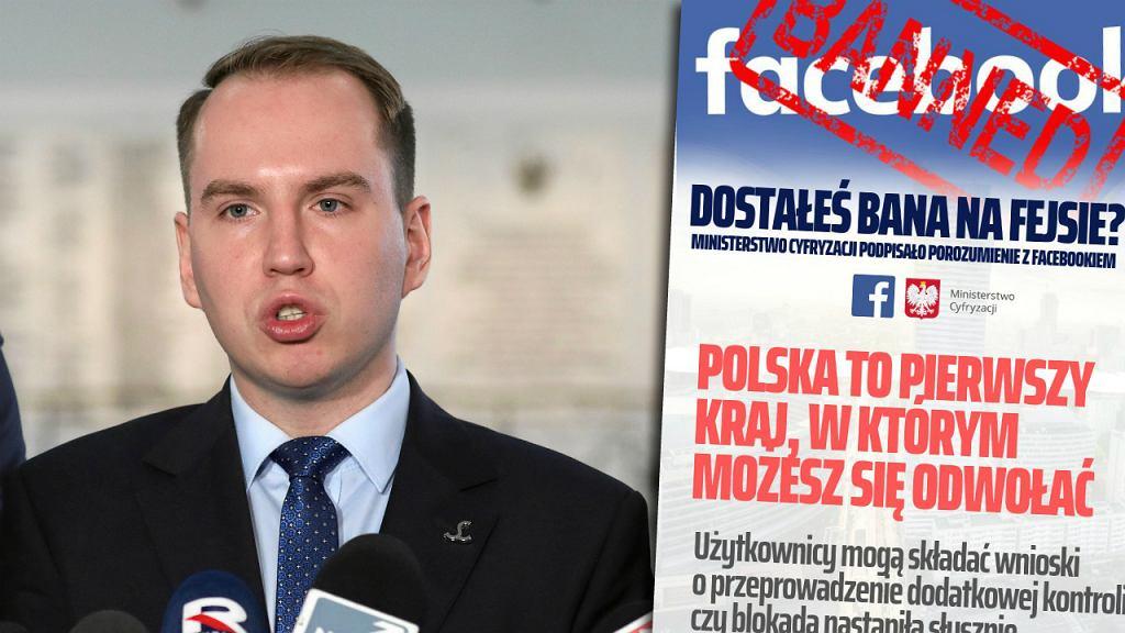 Wiceminister Adam Andruszkiewicz