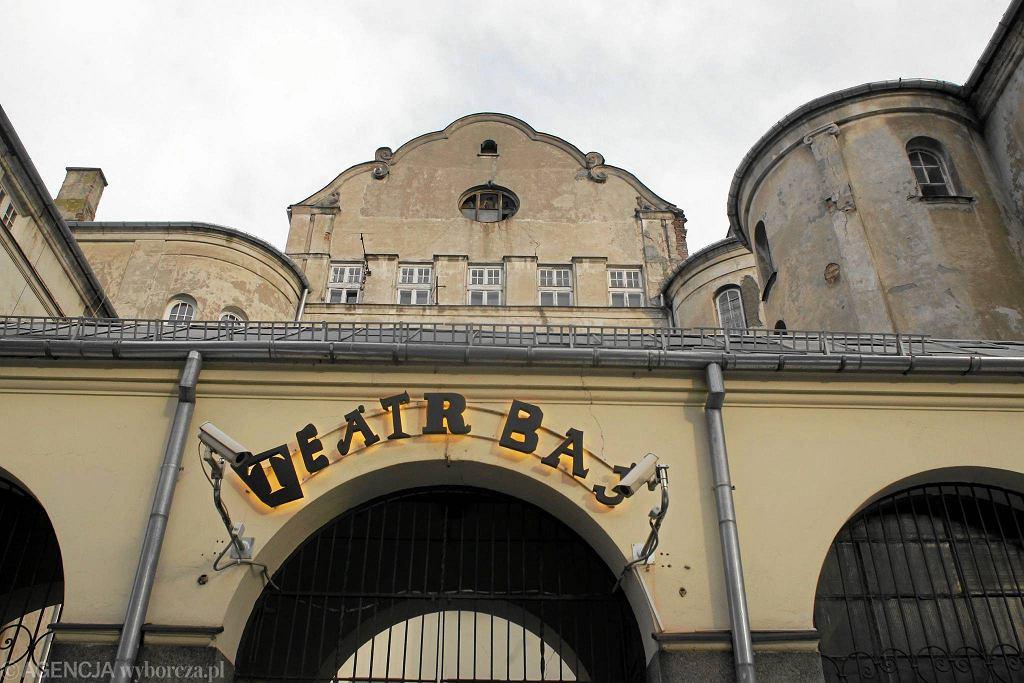 Rewitalizacja budynku Teatru Baj. Miasto zapowiada miliard złotych na kulturę