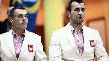 Łukasz Parszczyński i Kamil Kryński