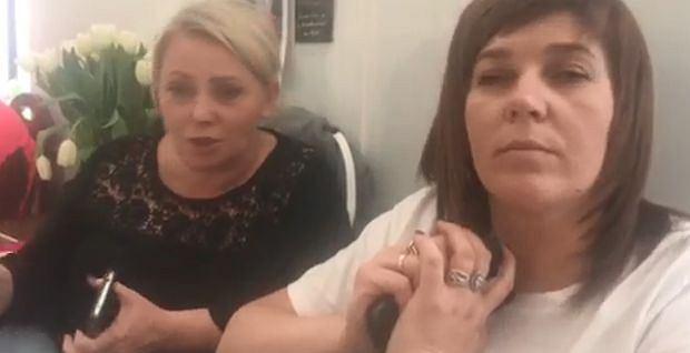 Iwona Hartwich i Alicja Jochymek od trzech tygodni protestują w Sejmie
