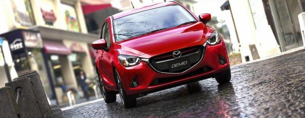 Salon Paryż 2014   Nowa Mazda 2   Po latach oczekiwań