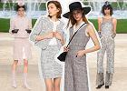 Trzy ubrania w stylu Chanel dla dojrzałych kobiet na wiosnę i lato