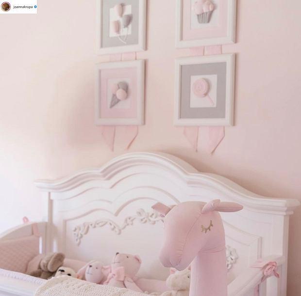Joanna Krupa - pokój córki