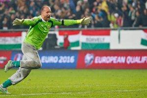 Euro 2016. Gabor Kiraly pobił rekord Mistrzostw Europy