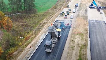 Budowa drogi S5. Odcinek między Bydgoszczą a Świeciem