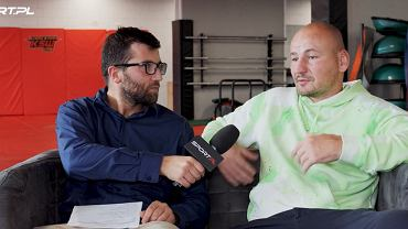 Antoni Partum (Sport.pl) i Artur Szpilka