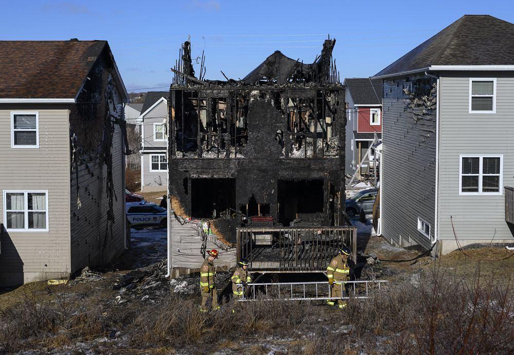 Canada-Fire Deaths