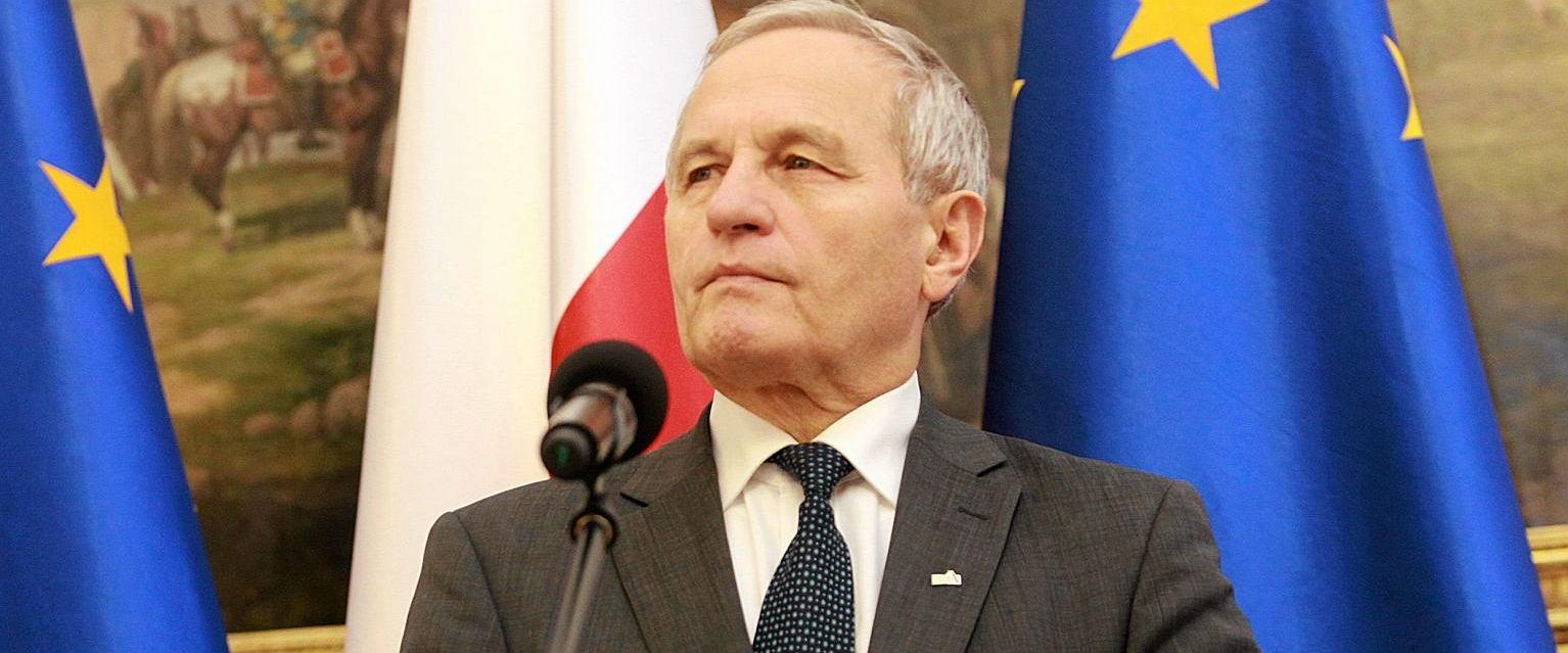 Generał Stanisław Koziej (fot. Przemek Wierzchowski/AG)