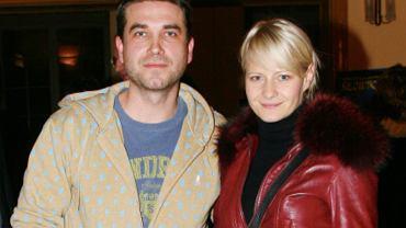 Marcin Dorociński i Małgorzata Kożuchowska