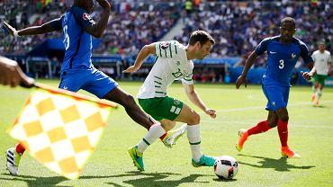 Mecz Irlandia-Francja