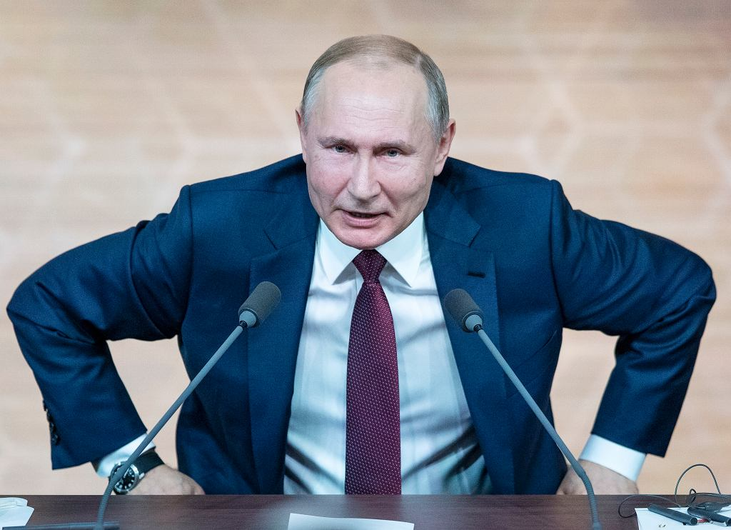 Władimir Putin/Russia Putin's Choice