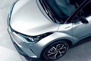 Toyota C-HR   Przełomowy napęd hybrydowy