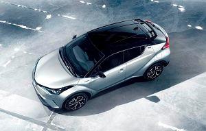 Toyota C-HR | Przyszłość crossoverów
