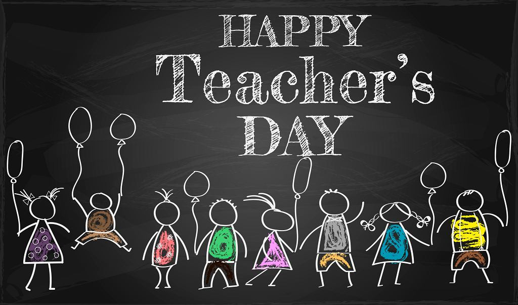 Dzień Nauczyciela. Zdjęcie ilustracyjne