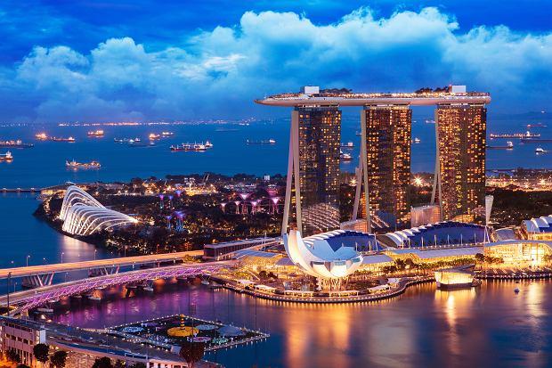 Ludzie w Singapurze są na ogół uczciwi, a przede wszystkim - przestrzegają przepisów (fot. Shutterstock)