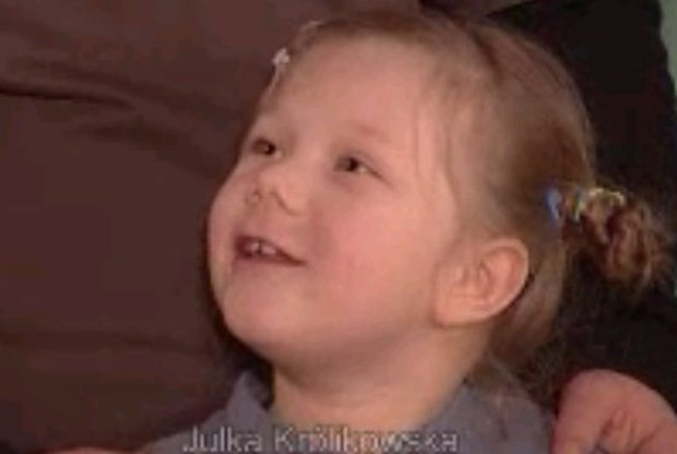 Julia Królikowska, dzieci gwiazd