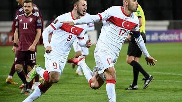 Łotwa - Turcja