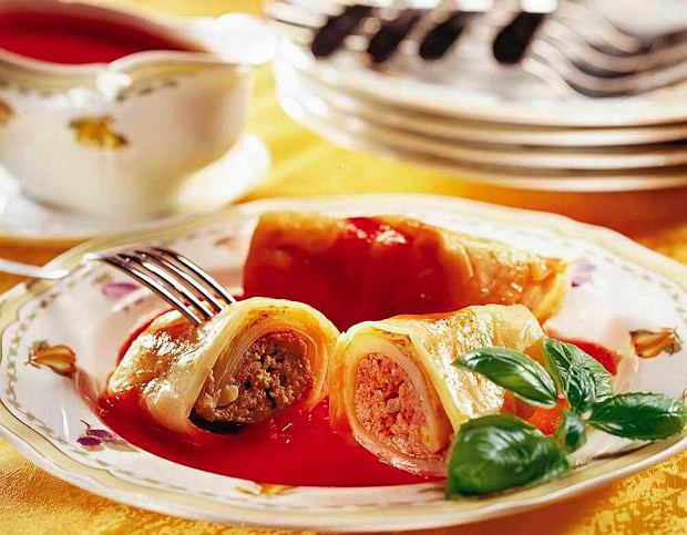 Gołąbki Bez Ryżu Wszystko O Gotowaniu W Kuchni Ugotujto
