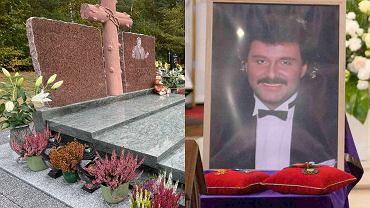 To nie koniec zmian na grobie Krzysztofa Krawczyka. Pojawią się sceniczne światła i muzyka