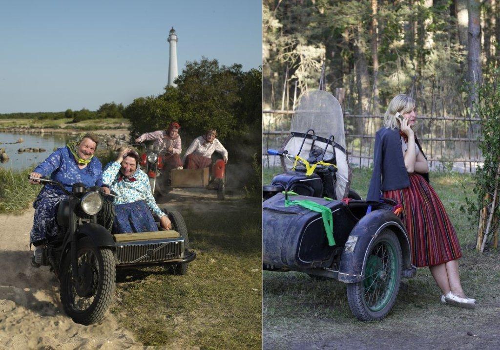 Kobiety rządzą na estońskiej wyspie Kihnu