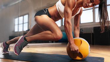 Wspinaczka to ćwiczenie angażujące wiele grup mięśni.
