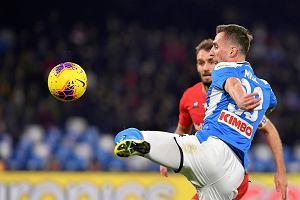 Media: Arkadiusz Milik odrzucił ofertę Napoli. Możliwy transfer za 45-50 mln euro