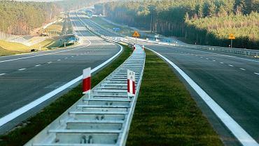 Autostrada A2 (zdjęcie ilustracyjne)