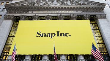 Debiut Snap Inc.
