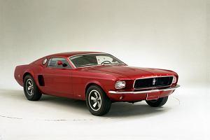 Nieznane koncepty Mustangów