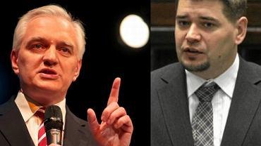 Według Jarosława Gowina, wiceminister Michał Królikowski to najlepszy polski prawnik