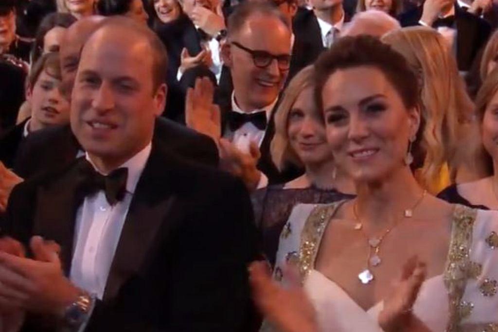 Bafta 2020. Księżna Kate i książę William