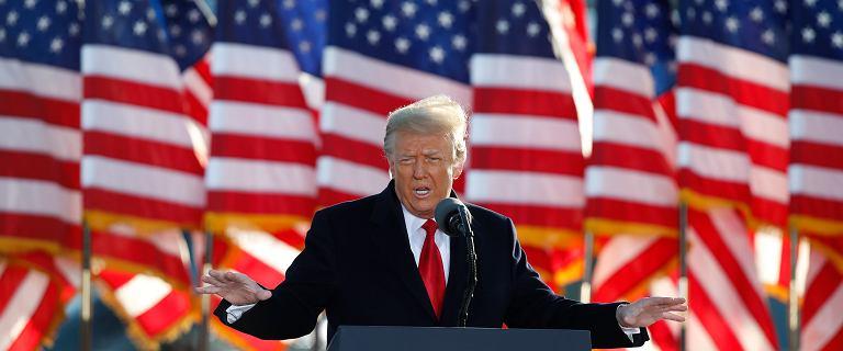 USA. Donald Trump przed końcem kadencji ułaskawił jeszcze jedną osobę