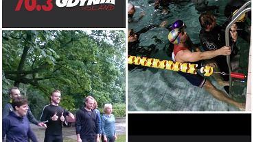 Drużyna Sport.pl na Herbalife Ironman 70.3 Gdynia