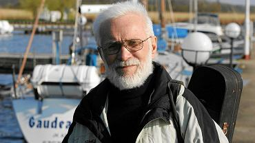 Henryk Widera. Zdjęcie z 2009 r.